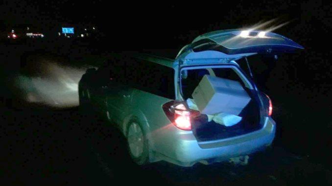 Озброєні злочинці з Кіровоградщини грабували автівки на уманській трасі